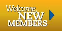 Welcome new NIRSA members!