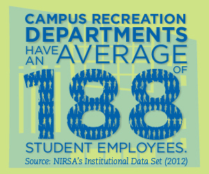 NIRSA members have access to current and relevant research.