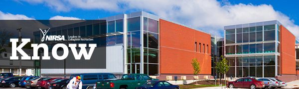 2013 NIRSA Outstanding Sports Facilities Award Recipient State Gym at Iowa State University