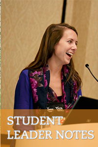 Notes from 2013-2014 NIRSA National Student Leader Mallory Gohl